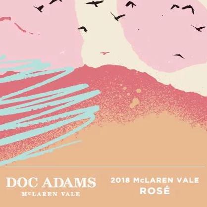doc adams mclaren vale rose