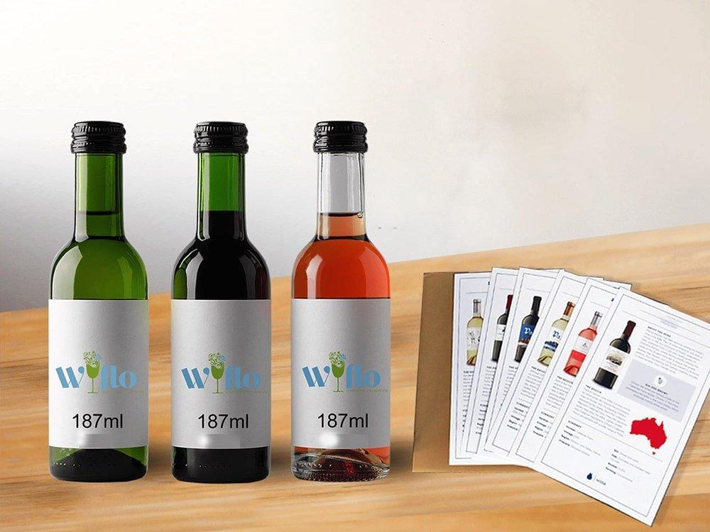 wyflo mini bottles