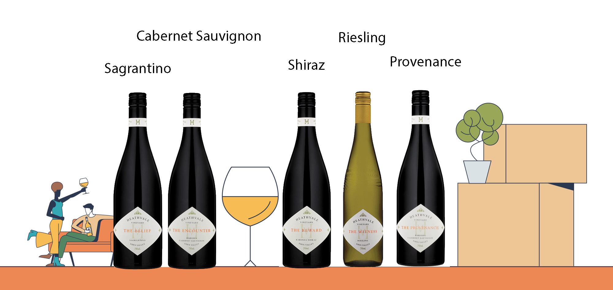 wines heathvale