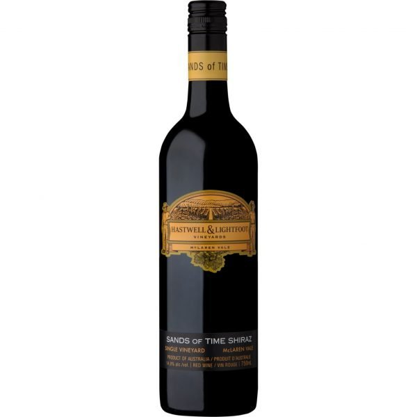 HASTWELL & LIGHTFOOT | SANDS OF TIME | SHIRAZ | 2016
