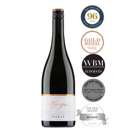 2018 WHITE LABEL FORDWICH HILL SHIRAZ