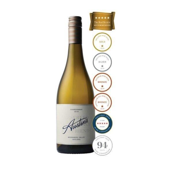 Austin's Chardonnay 2018