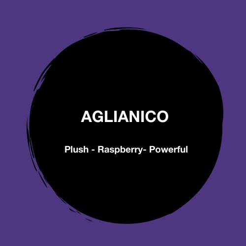 2017 Aglianico