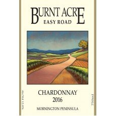 Burnt Acre Easy Road Vineyard Chardonnay 2016